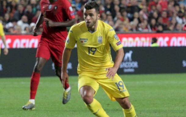 ФФУ: Перед натурализацией Мораеса консультировались с УЕФА и ФИФА