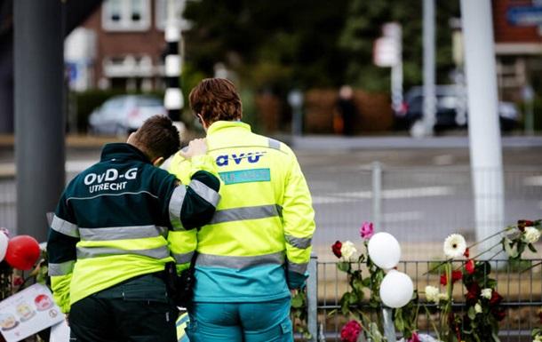 Стрельба в Нидерландах: число жертв возросло до четырех