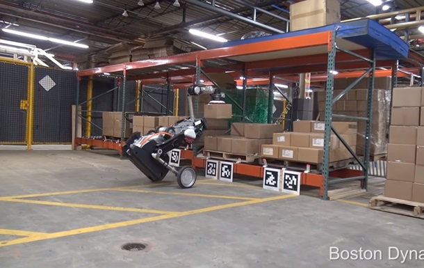 Boston Dynamics показала видео с новым роботом