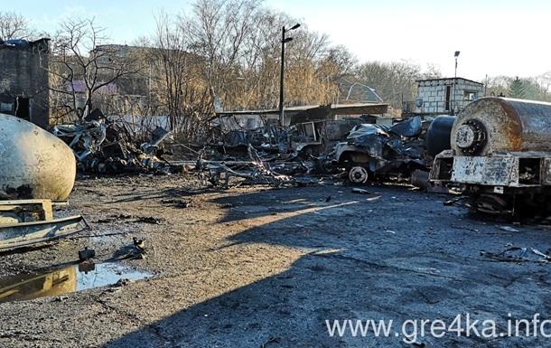 Взрывы в Кропивницком: двум лицам объявили подозрения
