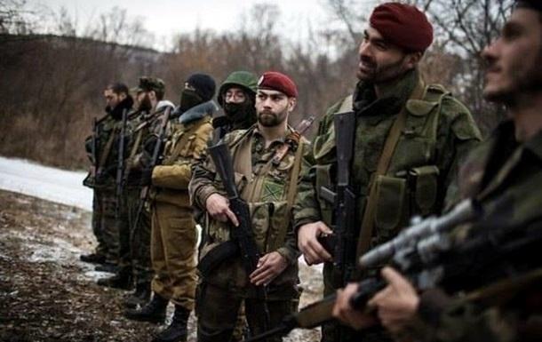 Иностранцев воевавших на Донбассе кинули на произвол судьбы