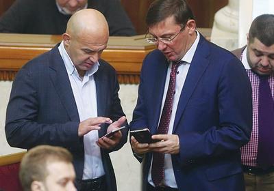 Как коррупционную деятельность Порошенко прикрывают правоохранительные органы
