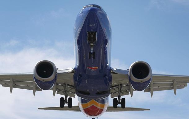 Boeing оновив ПЗ. 737 впав через таємні датчики
