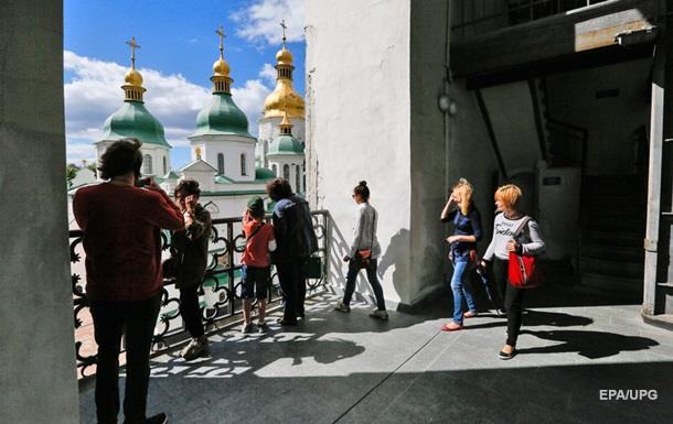 НБУ назвав суму витрат іноземних туристів в Україні