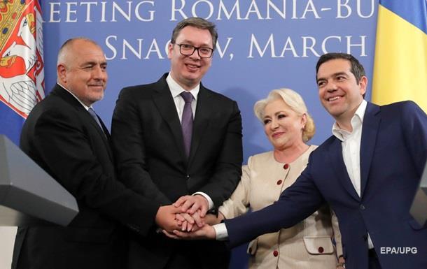Четыре страны выступили за расширение ЕС