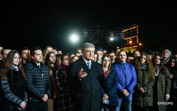 Порошенко розповів, чого хочуть українці