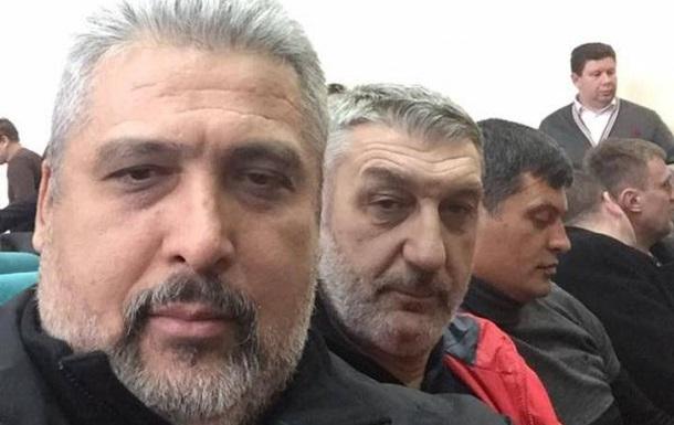 Криминалитет в партии Наливайченко
