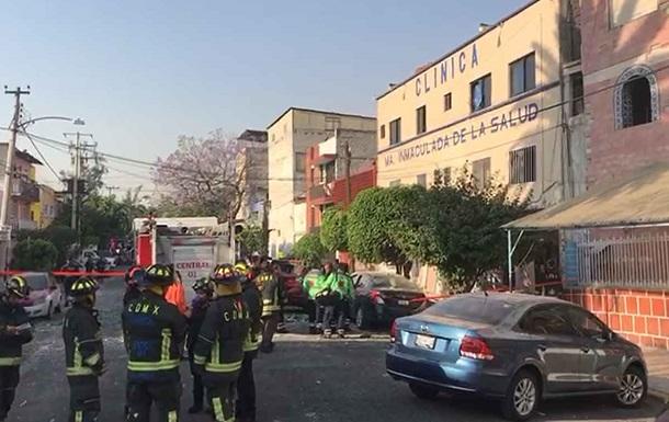 Вибух у лікарні Мексики: поранено 14 осіб