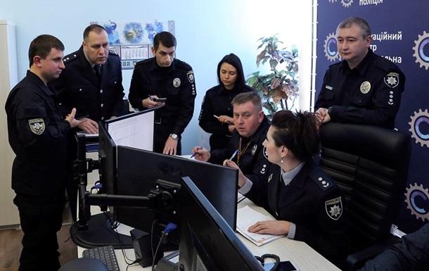 У поліцію надійшла 71 заява через вибори
