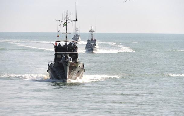 Україна посилила морську охорону
