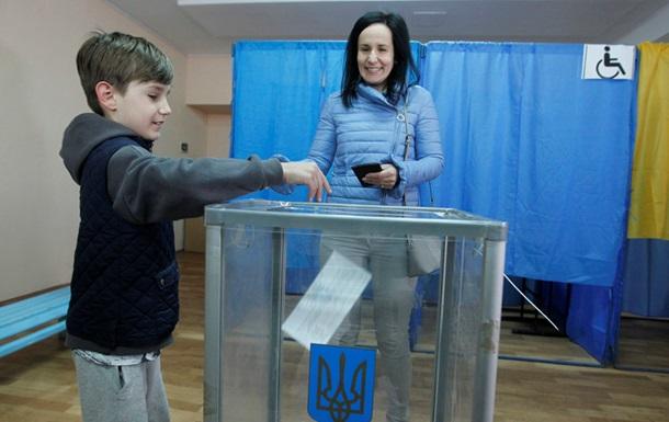 Второй тур выборов в Украине онлайн