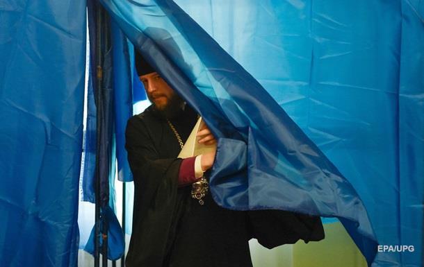 За півдня проголосували п ять мільйонів українців