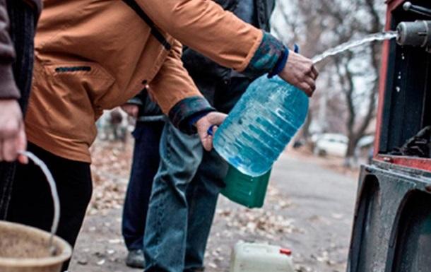 Пока Вилкул говорит про мир, Ахметов отключает Донбасс от воды