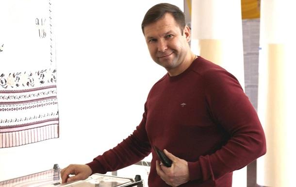 Зробив свій вибір за найдостойнішого кандидата в Президенти України.