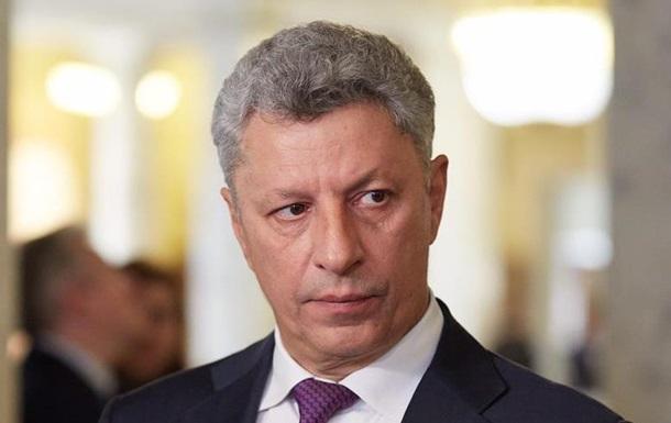 Бойко планирует попасть во второй тур выборов