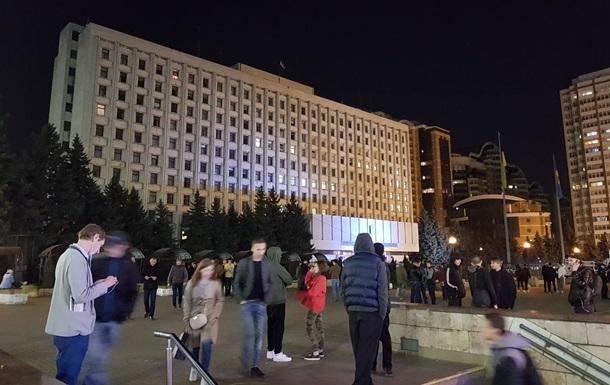 ЦВК: Голосування на президентських виборах відбулося