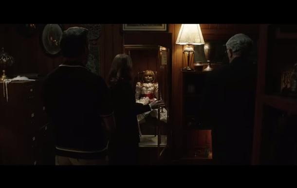 Проклятие Аннабель 3: видео