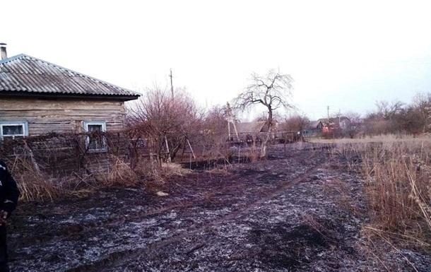 У Чернігівській області побили рятувальників, які гасили пожежу