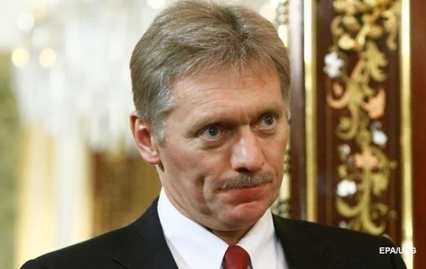 В Кремле отреагировали на выборы в Украине