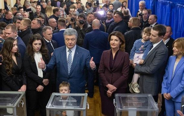 Выборы. Промежуточные итоги