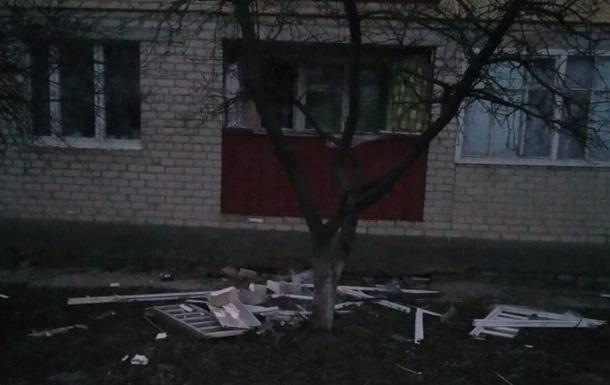На Харківщині двоє людей постраждали від вибуху в житловому будинку