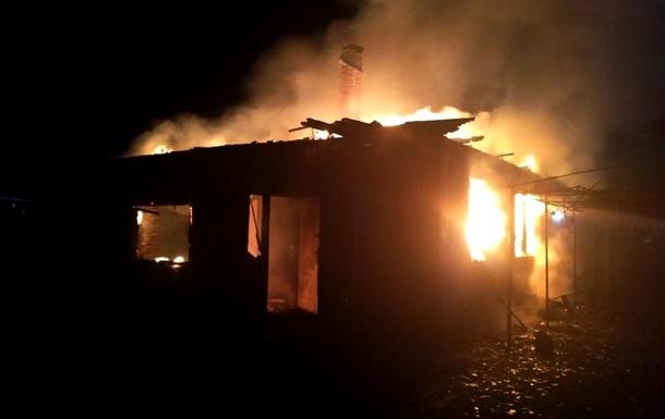 В Одеській області через вибух авто загинула людина і згорів будинок