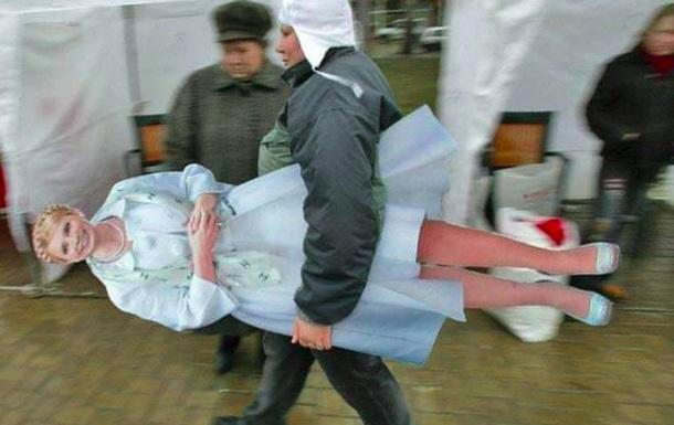 Зеленский и Порошенко во втором туре. Реакция Сети