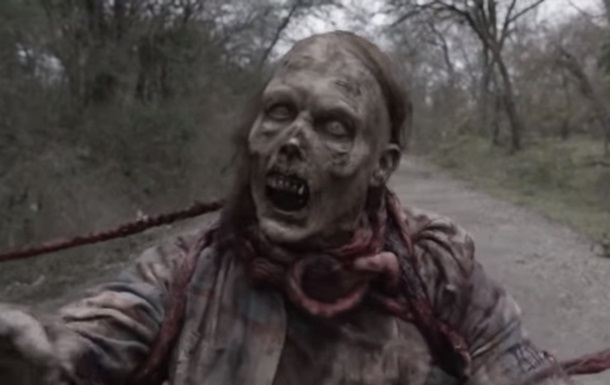 Бойтесь ходячих мертвецов: видео