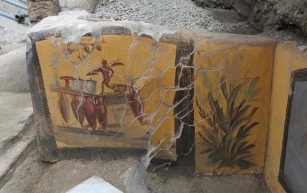 У Помпеях знайшли давньоримський фастфуд