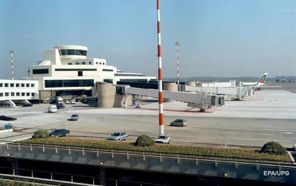 Дрон викликав хаос в італійському аеропорту