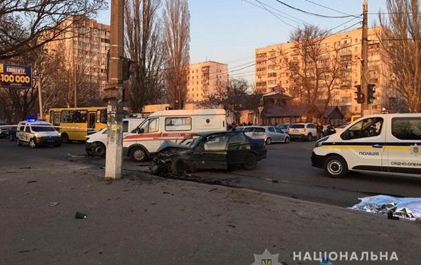 ДТП з нацгвардійцями в Одесі: суд заарештував водія