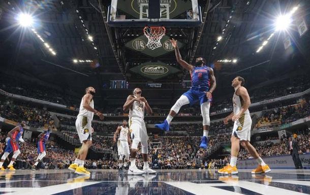 НБА: Детройт поступився Індіані, Міннесота вдома не змогла здолати Портленд
