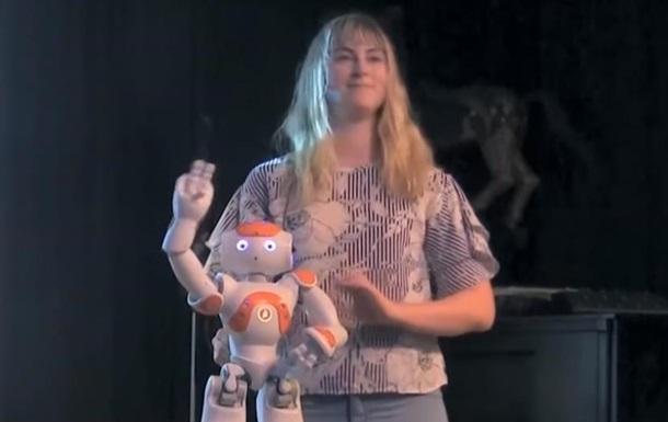 У США створили робота-коміка