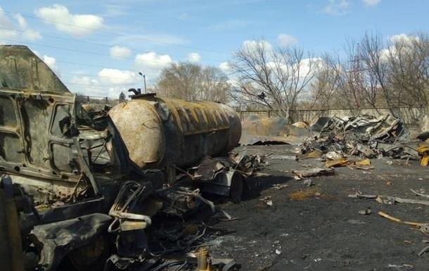 Взрыв заправки в Кропивницком: оба подозреваемых арестованы