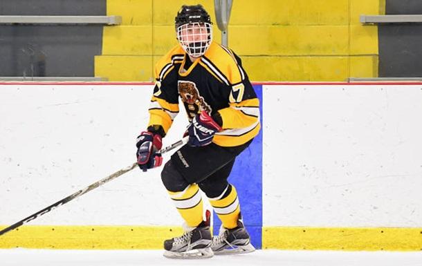 Український хокеїст став кращим атакувальним гравцем сезону в USPHL