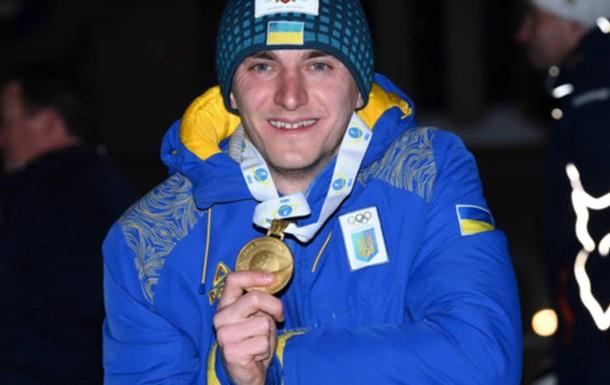 Підручний вперше визнаний НОК України спортсменом місяця в Україні
