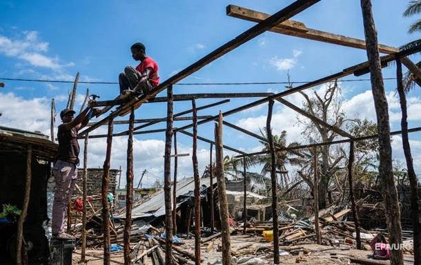 У Мозамбіку жертвами циклону стали майже 600 осіб