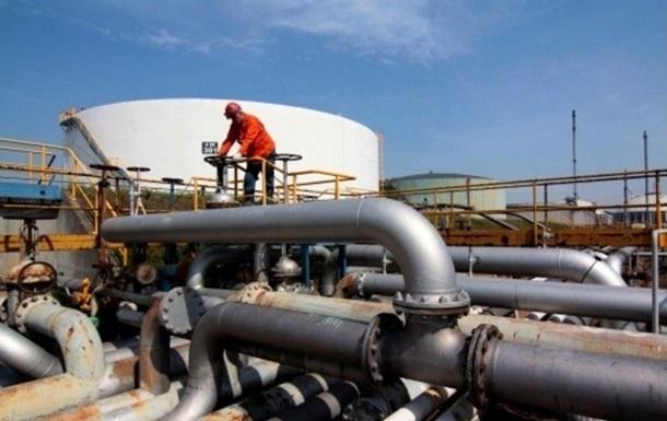 Украина сократила импорт газа на 15%