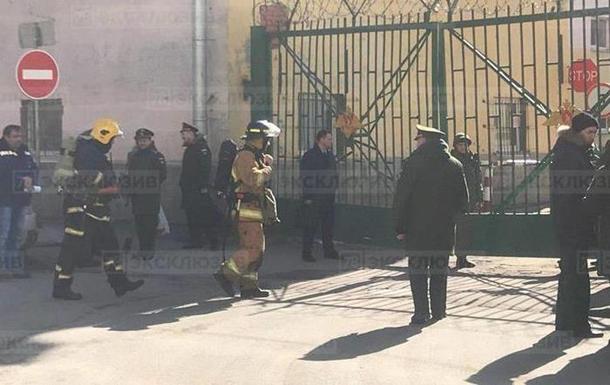 У будівлі Військової академії в Петербурзі вибухнула міна - ЗМІ