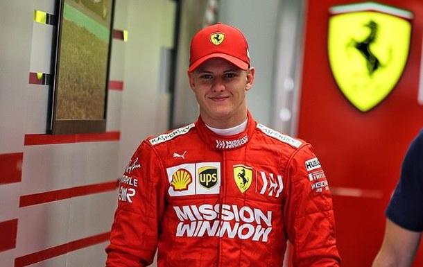 Сын Михаэля Шумахера дебютировал на Формуле-1