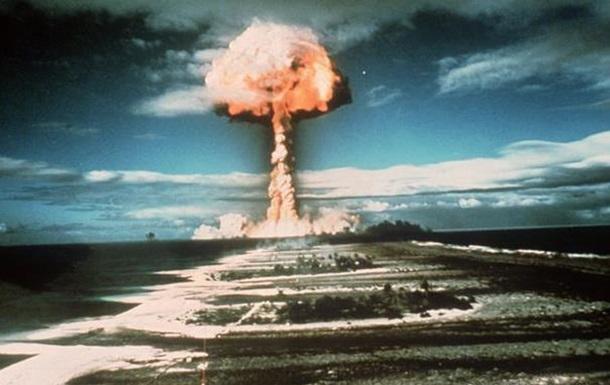 В сети показали, что будет, если взорвать все ядерное оружие