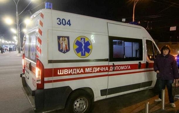 На Донбасі водій авто збив на смерть жінку і намагався втекти
