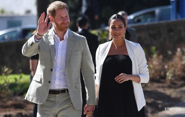 Принц Гарри и Меган Маркл завели страницу в Instagram
