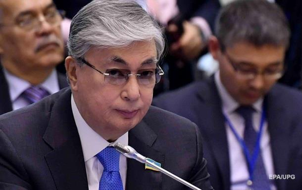 Новий президент Казахстану висловився за зміну алфавіту