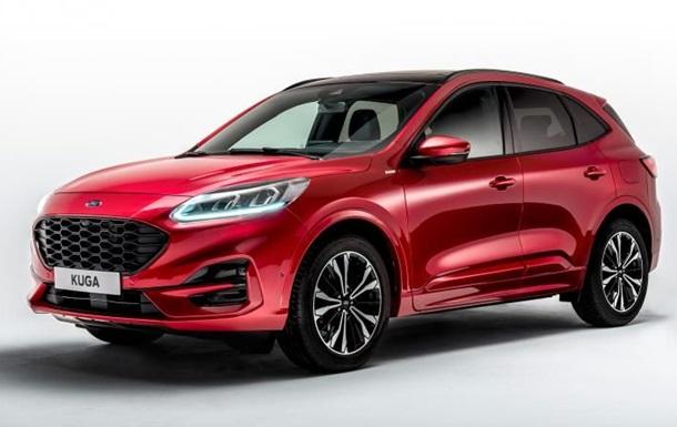Ford представив  зелені  моделі для Європи
