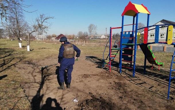 В детском саду в Киевской области нашли шесть мин