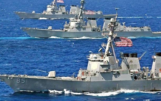США и НАТО обеспечат безопасность в Керченском проливе?