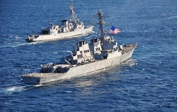 Демонстрация силы: зачем корабли НАТО в Черное море зашли