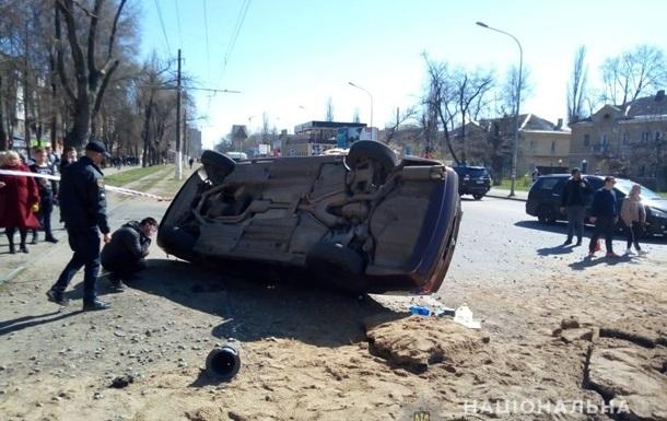 У Мережі показали момент вибуху в Одесі