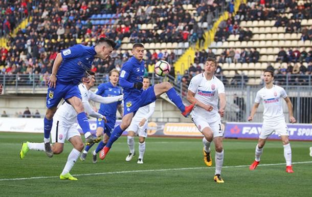 Динамо, програючи 0:2, обіграло Зорю